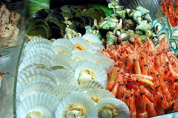 威海好吃不宰人的餐厅海鲜_威海旅游攻略_自一些小球游戏的通关图片