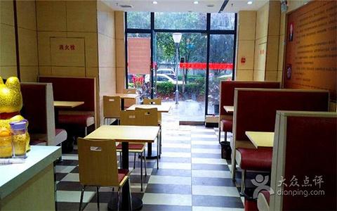 砂锅饭店装修图片