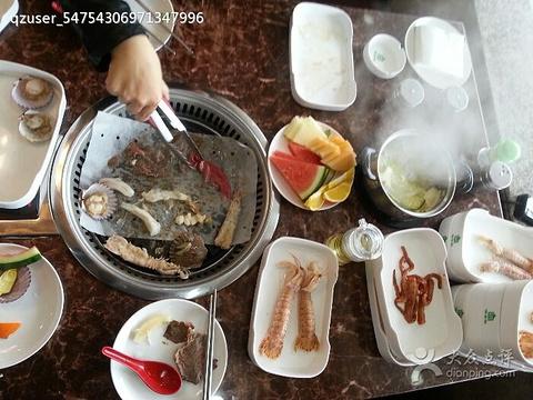 2015汉釜宫韩式烤肉全国连锁1260店