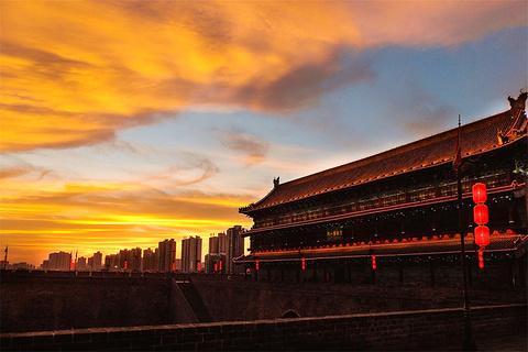 2015西安城墙_旅游攻略_门票_地址_游记点评,西安旅游