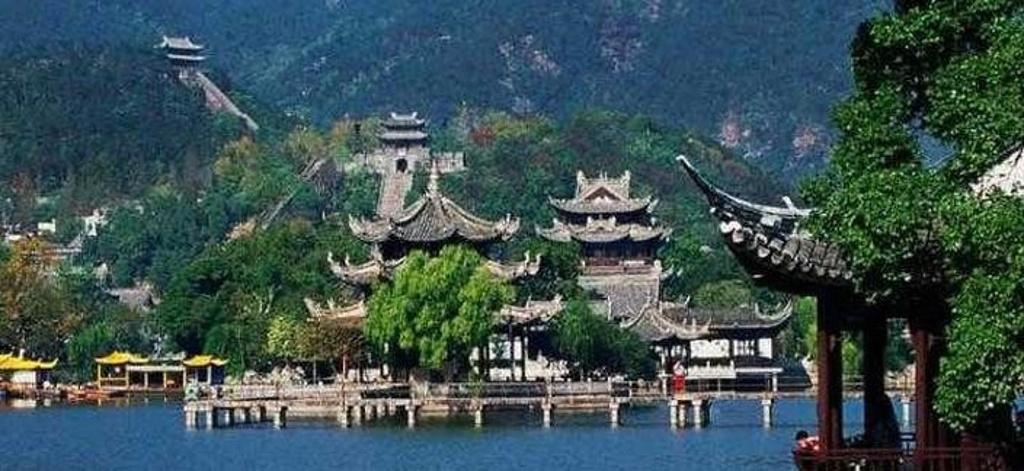 临海�9d_临海东湖公园