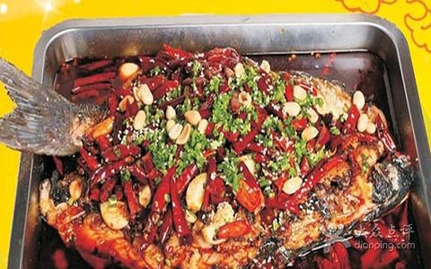湖南烧烤烤鱼