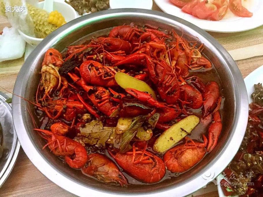 小豆子龙虾馆旅游景点图片