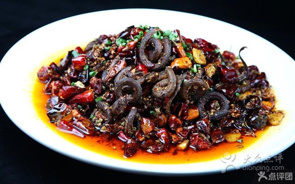 龙门盛宴江湖菜