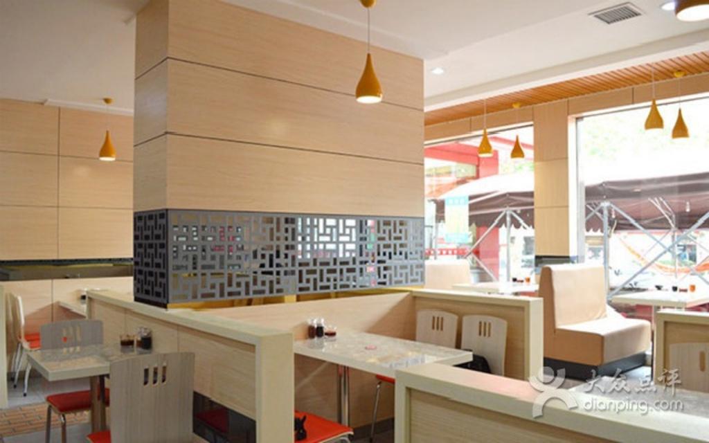 粥铺厨房设计图
