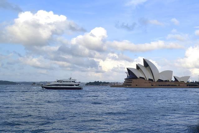 悉尼私人飞机体验