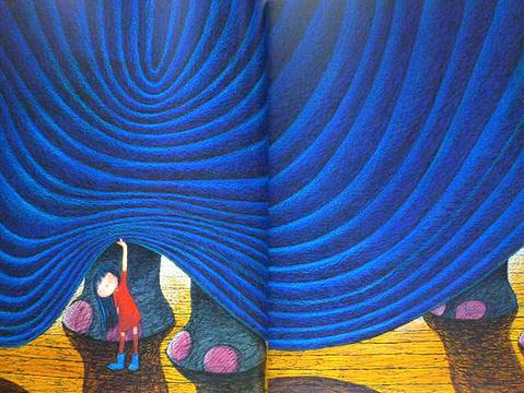 几米星空童话小木屋