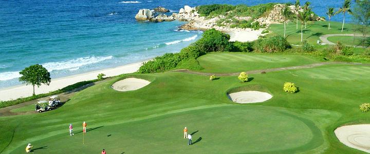 民丹岛高尔夫球场