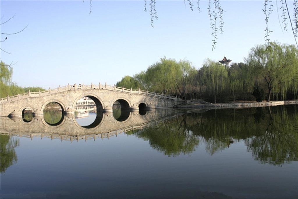 奥森公园生态桥
