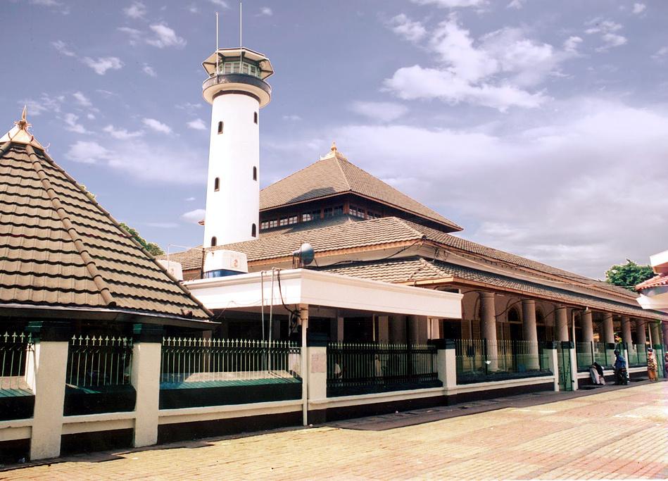 安佩尔清真寺旅游景点图片