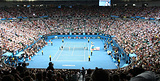 看网球公开赛