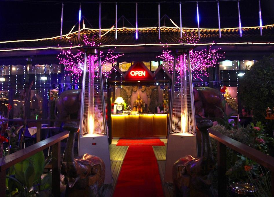 泰国清迈餐厅