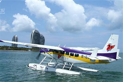 三亚-水上飞机-去哪儿网旅游攻略