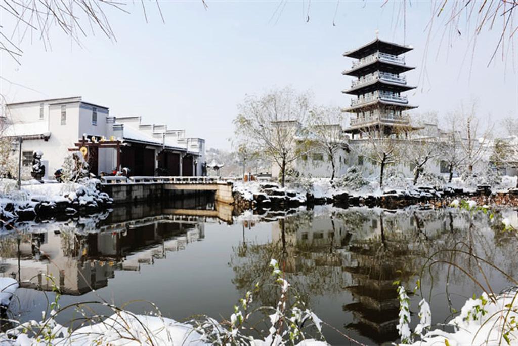 中国徽州文化博物馆 旅游景点图片