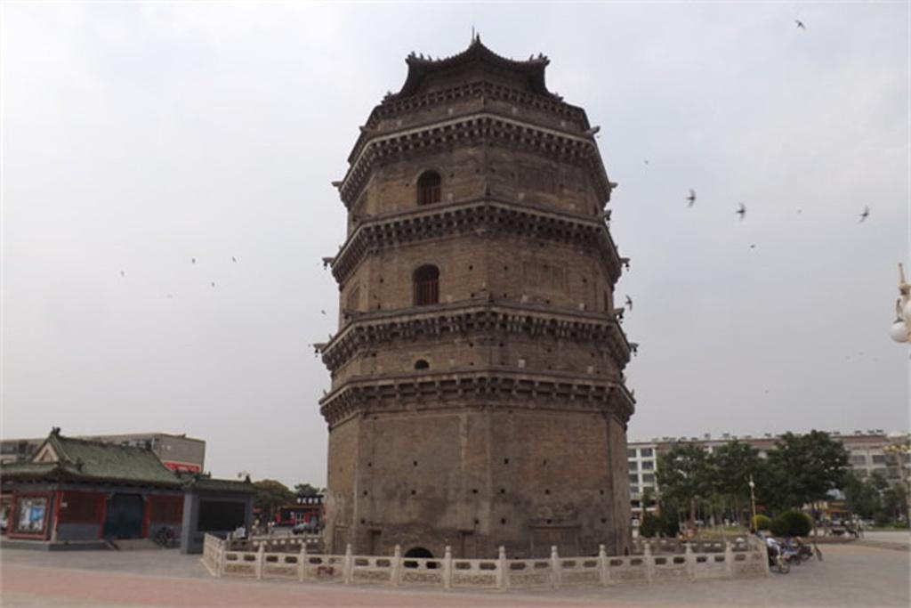 郓城观音寺塔旅游景点图片图片