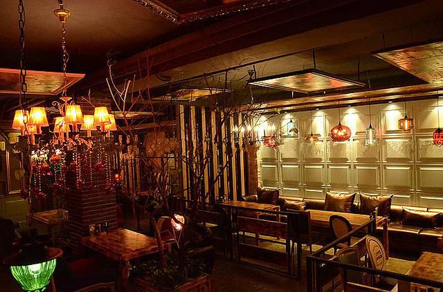 旅途之生餐厅秘密旅行餐厅图片3