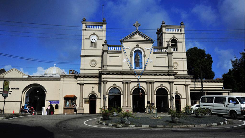 圣安东尼教堂旅游景点图片