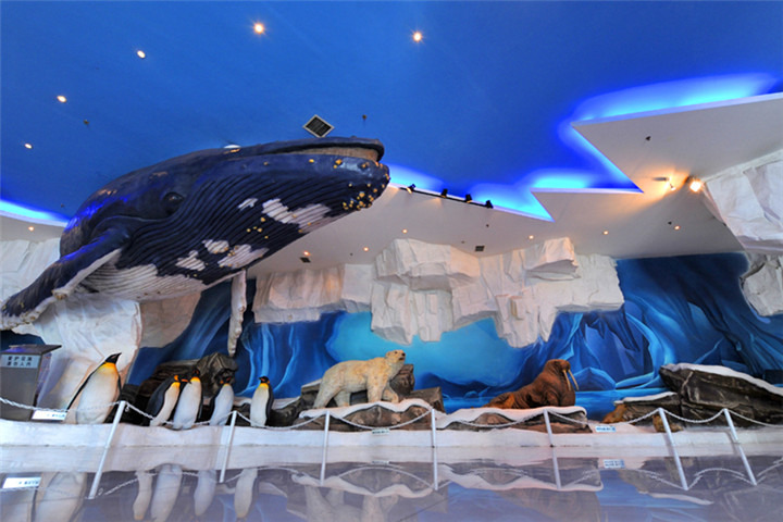 皇家极地海洋世界