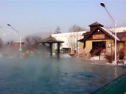 辽阳弓长岭王宫温泉水城旅游景点图片