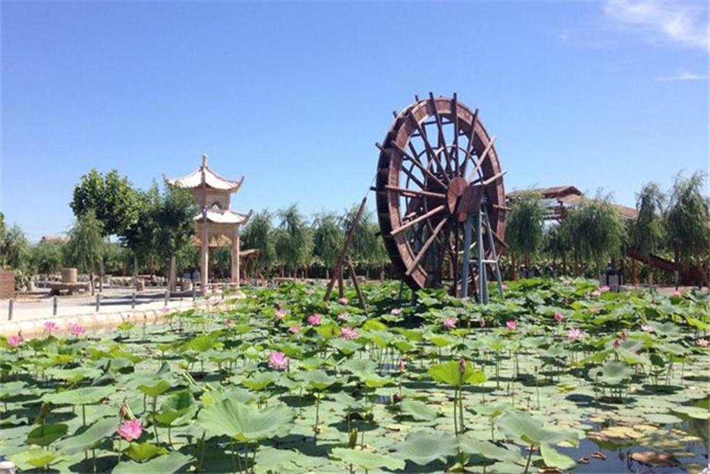 北京河北村民俗文化体验园