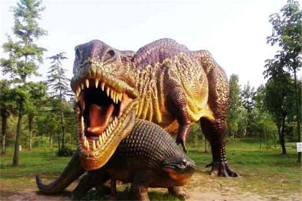 岳阳侏罗纪公园恐龙游艺嘉年华