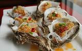 生蚝(oyster)
