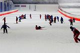 乔波冰雪世界滑雪