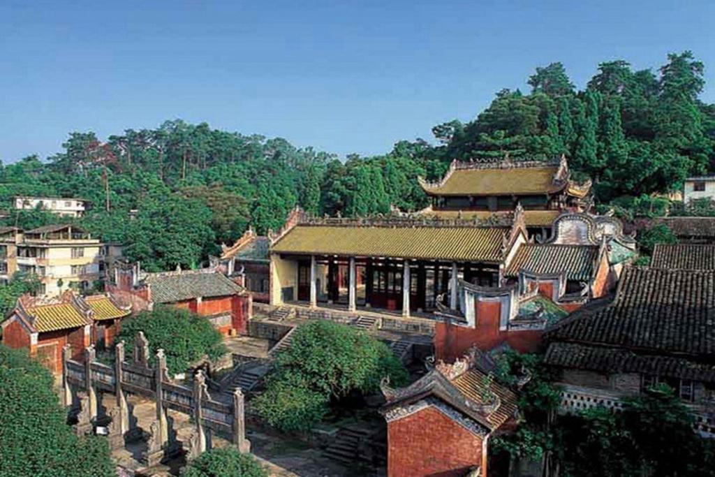 孟庙旅游景点图片