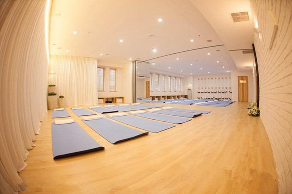 青岛印想瑜伽旅游景点图片
