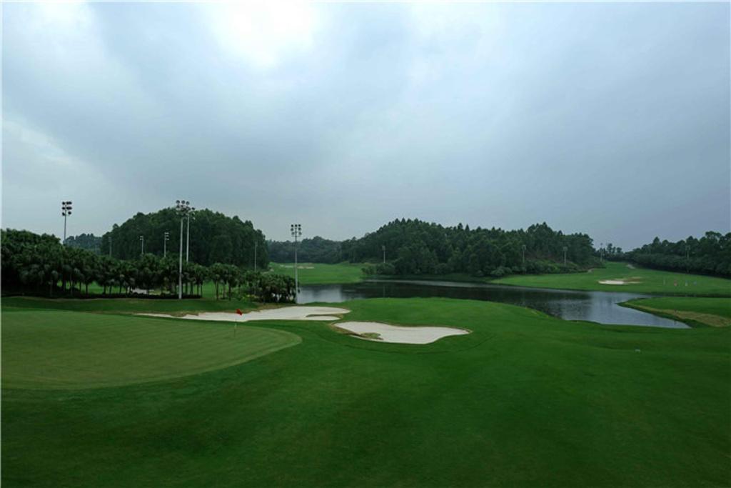 均安_顺德均安碧桂园高尔夫俱乐部