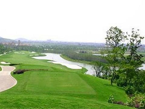 来过这里 浙江九龙山国际高尔夫球场座落在中国浙江国家森林公园内图片