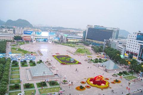 桂林中心广场