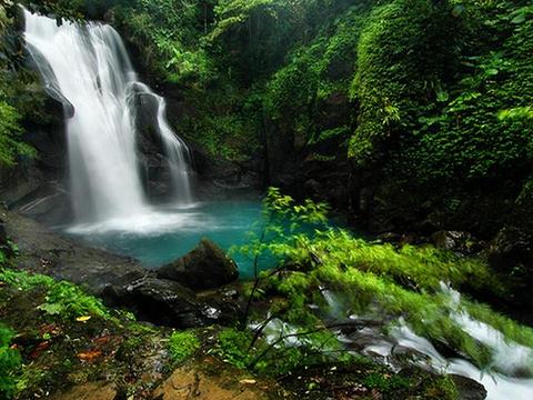 彭州小鱼洞蟠龙谷旅游景点图片