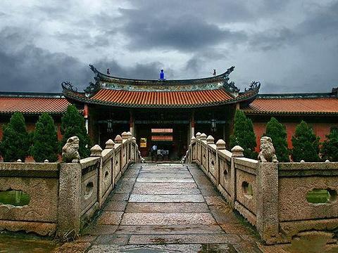 揭阳学宫旅游景点图片
