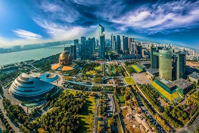 杭州西湖位于哪个省_钱江新城属于杭州哪个区-钱江新城属于哪个区