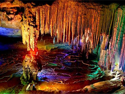 南丹洞天世界旅游景点图片