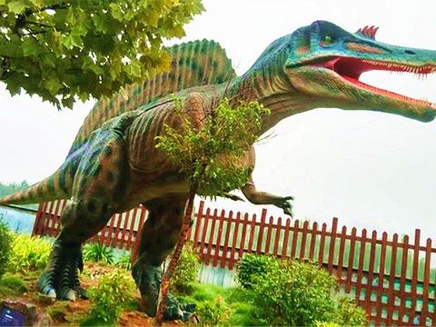 亚龙湾恐龙乐园旅游景点图片