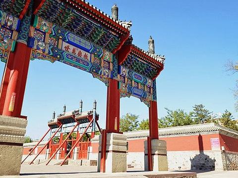 热河文庙旅游景点图片