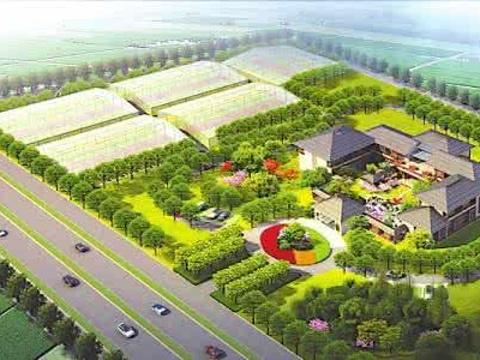 苏州御亭现代农业产业园图片