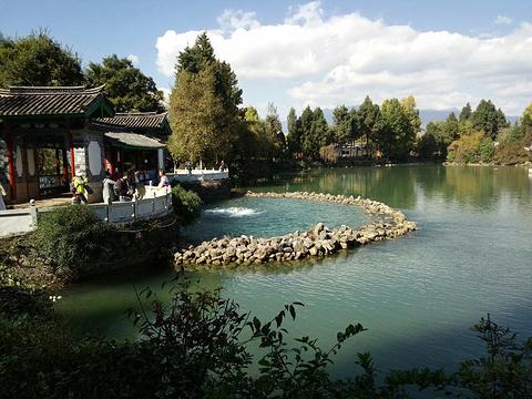 黑龙潭公园的图片