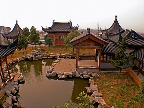 龙游年年红风景区