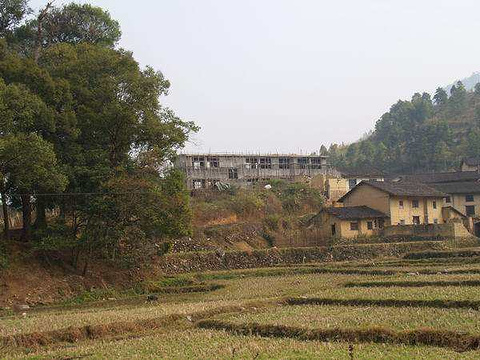 芦山村旅游景点图片