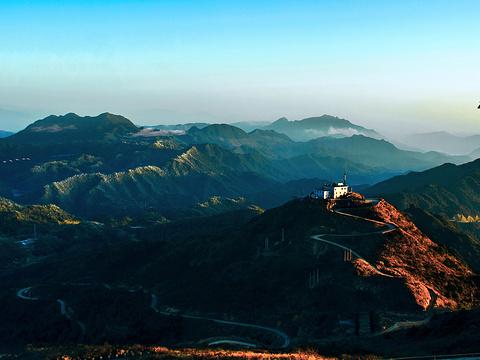 红尖山旅游景点图片
