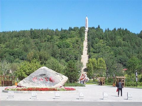敦化市烈士陵园旅游景点图片