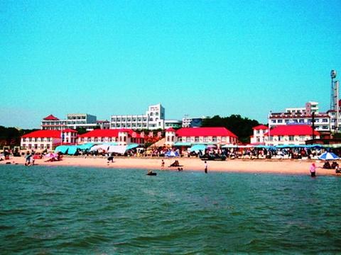 仙峪湾海滨度假区旅游景点图片