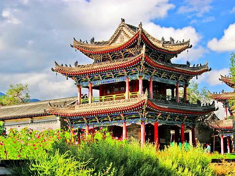 巴里坤寺旅游景点图片