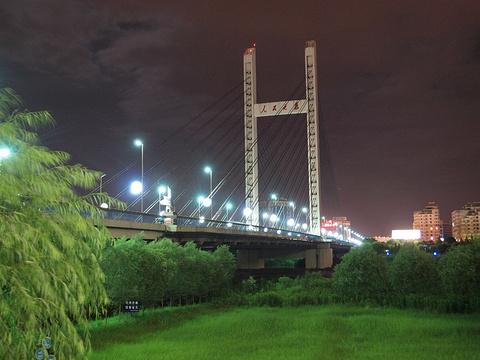 上虞人民大桥旅游景点图片