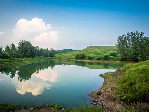 六合练山旅游景点图片