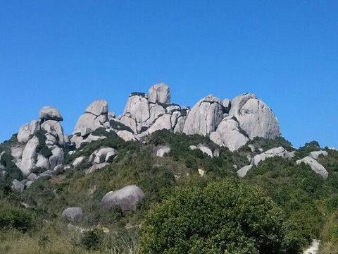 漳州云霄乌山风景名胜区旅游景点图片