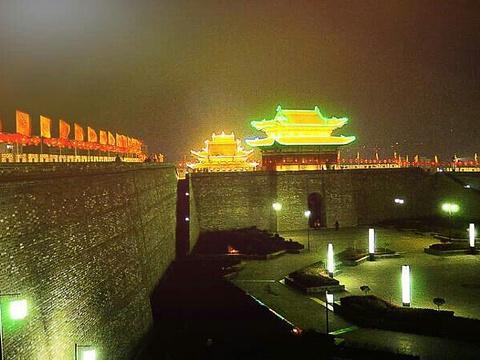 庄浪紫荆山公园旅游景点图片